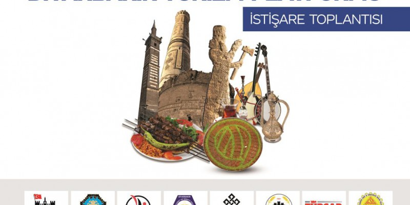 Diyarbakır Turizm Platformu İstişare Toplantısı Gerçekleştirildi